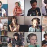 Wie kann man online Ensemble-Unterricht realisieren?
