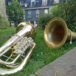 Orchesterverein Hilgen mit der Sommer-Serenade