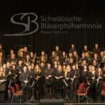 """Schwäbische Bläserphilharmonie Neckar-Teck  mit dem """"Konzert X"""""""