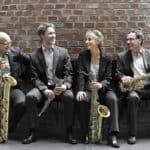 30 Jahre Pindakaas Saxophon Quartett: »Ehe zu viert«