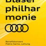 Benefizkonzert der Audi Bläserphilharmonie in Ingolstadt