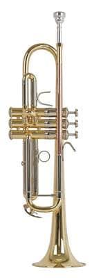 """Testinstrument: Jörg Hartl über die Schüler-Trompete """"TR450"""" von Vincent Bach"""