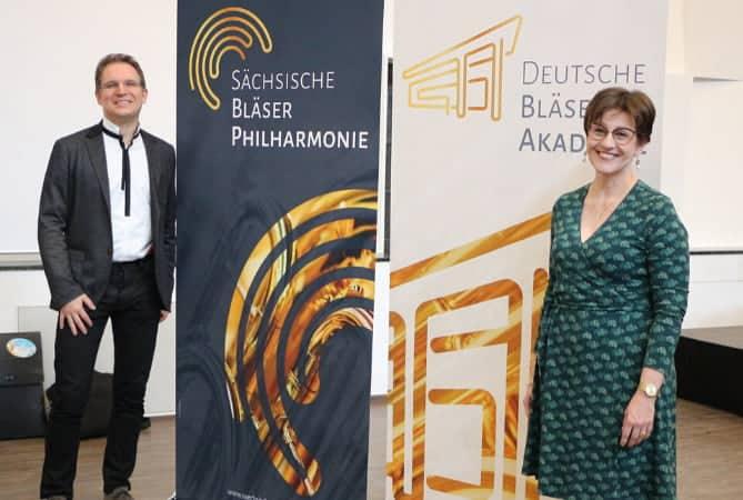 Sächsische Bläserphilharmonie und Deutsche Bläserakademie