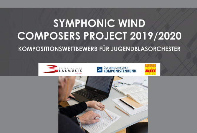 Symphonic Wind Composers Project 2019-20
