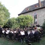 Sommerserenade des Blasorchesters TSG Wixhausen