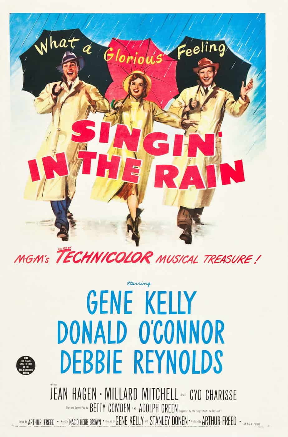 Singin' in the Rain – im Arrangement von Alan Fernie