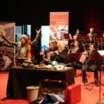 Sächsische Bläserphilharmonie: Uraufführung