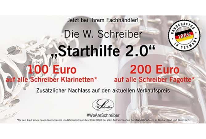 W. Schreiber Starthilfe 2.0