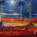 Mal konkret: »A Circus Suite« von Stuart Johnson