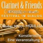 Vorverkaufsstart Clarinet & Friends