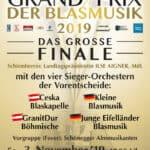 blasmusik.de verlost 5x2 Karten für das große Finale des Grand Prix der Blasmusik 2019