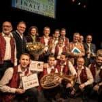 Grand Prix der Blasmusik - Česka krönt Jubiläumsjahr mit Sieg