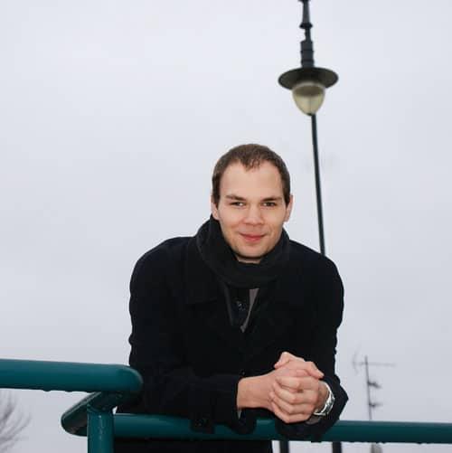 Klarinettist Daniel Graumann