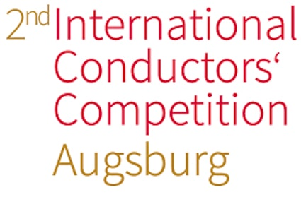 International Conductors' Competition Augsburg abgesagt