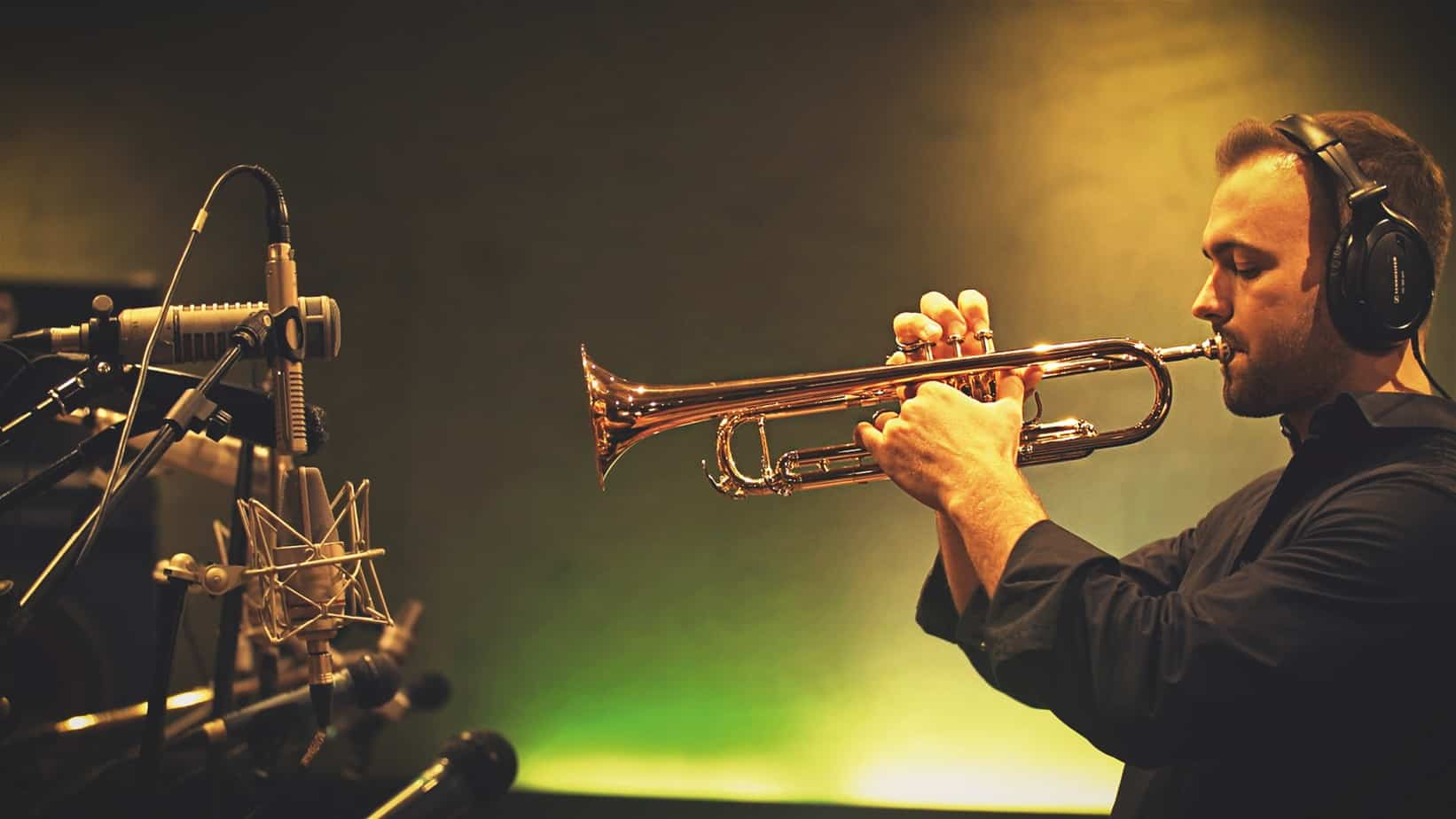 Universal-Trompeter Lorenzo Ludemann im Gespräch