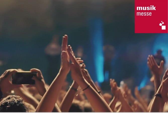 Musikmesse Festival Frankfurt