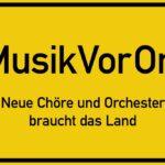 Bundesmusikverband kündigt Förderprogramm zum Musizieren in ländlichen Räumen an