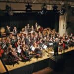 Konzert des Nordbayerischen Jugendblasorchesters mit WiBraPhon: Giganten spielen den »Titan«