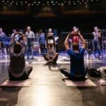 Was haben Yoga und Blasmusik gemeinsam, LaBrassBanda?