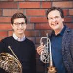 Familienduett: Matthias und Tillmann Höfs