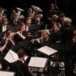 Ergreifendes Konzerterlebnis mit Westfalen Winds und Johannes Stert